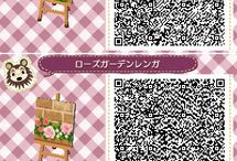 Acnl Qr Codes Paths