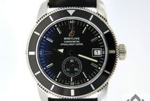 Men's Pre-Owned Fine Watches / Carefully inspected pre-owned watches. Subject to availability.