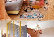 Kids room ideas  / by Nichole Forbes