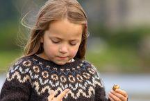 North Child Knitting Designs