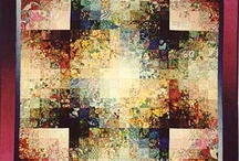 Quilt. Colourwash
