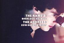 Sherlock / by Janice Baxter