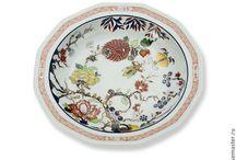 Porcelain handpainting