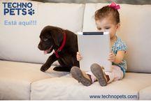 Technopets en España / Technopets te conecta con tu mascota