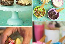 Ice Cream Parties