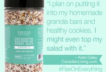 They Loved It! / Reviews, blogger trials etc... of our Omega Crunch products.
