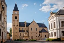 Veszprem, Hungary, the city of Queens / http://www.budapestdaytrips.com/en/tours-from-budapest/balaton