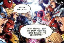 Comics / HQs