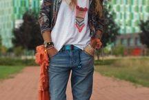 Pantalones boyfriend