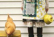 Chickens / by Jennifer Alexander