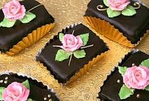 Cakes - Petit Fours / by Debra Richter-Silnicki