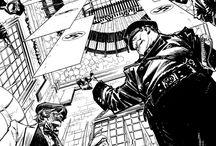 illustration : Comic style