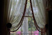 window dressings...