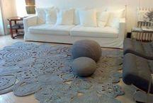 tapetes e mantas