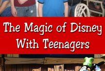 Disney for Teens