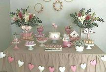 decoração festinha