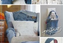 Old denim ideas