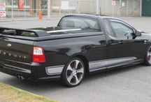 ford utes