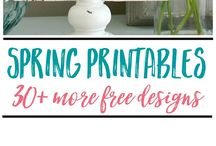 Free PRINTABLES & MORE PRINTABLE / printables can be used for so many projects love them