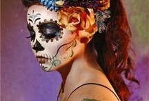 Day of the dead,Dia de los Muertos / Dia de los Muertos. Observed on November 1st and 2nd, this holiday celebrates and honors the lives of the deceased and welcomes them to the new stage in their lives that commences upon death.