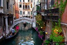 Venecia / Visitando tíos..