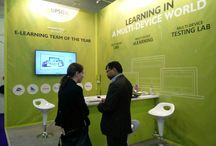 Learning Technologies 2015 / Some memorable moments from Learning Technologies 2015 conducted successfully in January at Olympia Central, London. / by Upside Learning