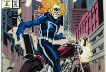 Marvel Comics (Other) / http://tinyurl.com/ebaymadandcracked / by Jean De La Garza