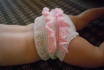 Háčkování - dětské oblečení