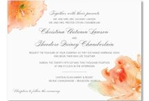 Wedding: Colorful / by William Arthur Fine Stationery