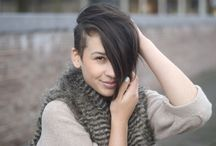 Hairstyles: undercut