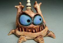 keramika příšery