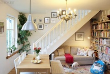 """Homes I Like / Collection of the rooms, which make me feel """"at home"""" :)"""