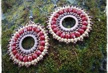 Katushca gyöngy / Handmade jewelry / Saját készítésű ékszereim
