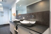 Our Modern Bathrooms / Our most stunning modern bathroom renovations.