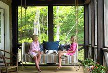Campbell's Porch / Screen Porch Ideas