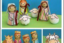 Christmas Craft for Kids Church / Sunday School
