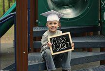 aubrey pre-k graduation 2017 5 years old ces