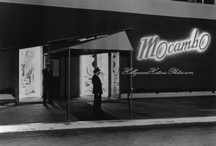 vintage l.a. | nightclubs & restaurants / popular nightclubs and restaurants from the 1940's & 1950's