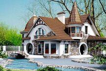 • Fantasy cottage ♡ •