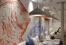 • Fish Restaurant •
