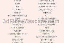 make up clean brands