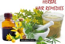 Natural beauty / Receitas naturais para cabelo