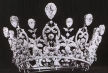 Tiary angielskie - Marlborough tiara