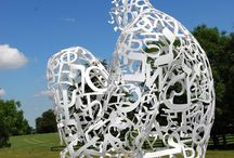 SCULPTURES FROM THE INTERNET / Great sculptures i found on Pinterest