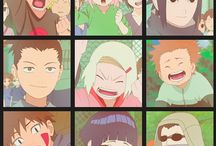 Naruto / Naruto and Team 7 and andere