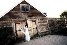 Of Australian Rustic Wedding Venues / Australian rustic wedding venues- from barns, to woolsheds and everything in between!