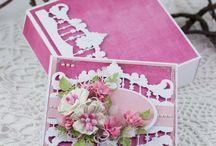 Card / Box - Marianne Design