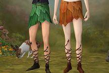 Sims 2 - Theme - Supernatural