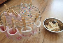 Moje domace Montessori / Toto su aktivitky, ktore som pripravila pre moje deti a deti do monte hernicky.  Niektore som urobila z toho co bolo doma, niektore kupila a niektore som si sama vyrobila : )