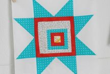 Stars - patchwork